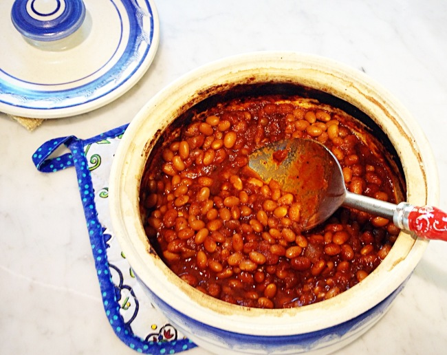 picture of Barbecue Baked Beans