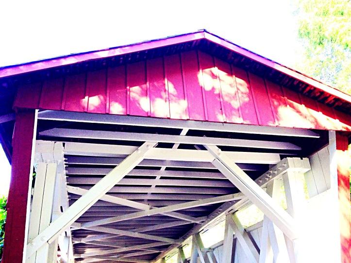 photo bridge roof