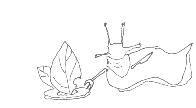 Slug drawing