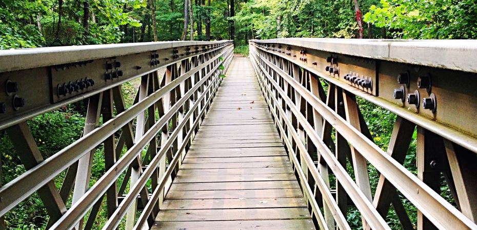 Bridge over Brandywine Creek