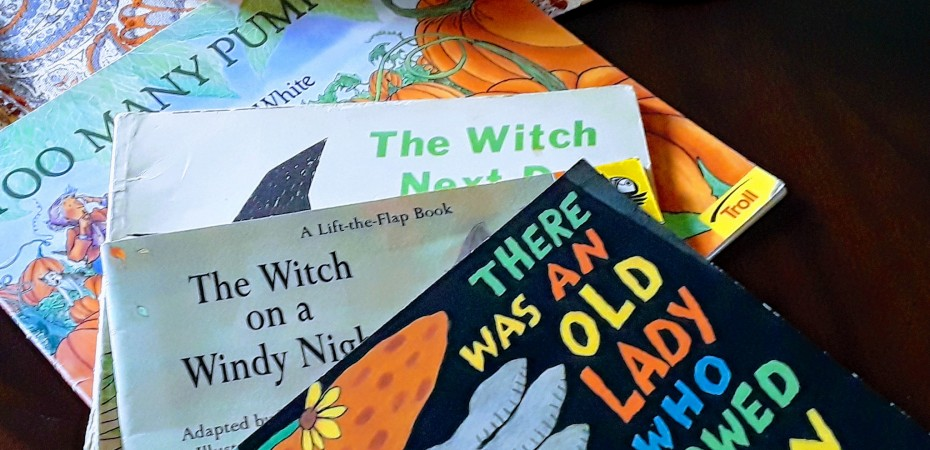 Classic Halloween picture books